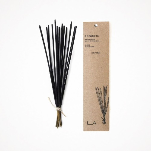 incense sticks - los angeles